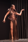 Robe sexy, Salon du chocolat 2015, le défilé de robe de chocolat